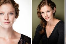Headshots! / New work with the very talented Hill Peppard and gorgeous actress Kate Ross Leckie :)  Enjoy!