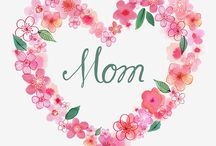 Mother's Day art
