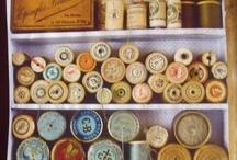 Bobines&ciseaux / Accessoires couture vintage