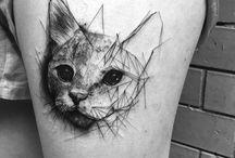 Cat tatts