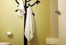 Bathroom reno / by Amy Pulley