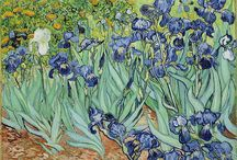 Irises for Hope® / Irises for Hope® raises awareness of mental illness by using the irises depicted in Vincent Van Gogh's masterpiece Irises which was painted while he was institutionalized as a result of mental illness. By using the beauty of this flower to represent mental illness awareness, we hope to reduce the stigma that is so often associated with this treatable health condition by providing information and education.