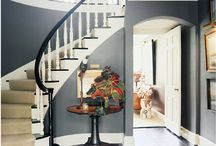 Stairs color ideas