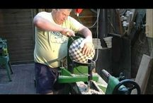 Lathe..video's / by Mike Barrett
