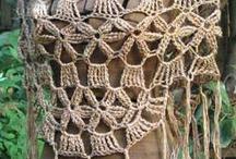 Вязание паутинка