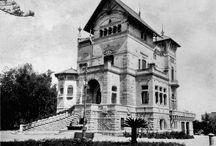 Il Liberty a Palermo / Tra la fine dell'Ottocento e l'inizio del Novecento la città Palermitana si avvicinò ad un nuovo stile: l'Art-Nouveau/Liberty per la realizzazione di Teatri,Ville e Palazzi Borghesi.