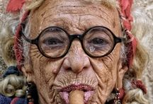 photos of old people