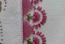 lace embroidery