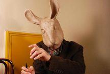 Máscaras | paper mask | máscaras