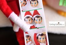 Elf on the shelf / by Margaret Moody