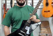EAS Custom Guitar / Luthieria