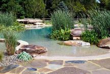 Ponds and pools
