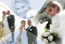 Weddings and ceremonies / Design of invitations and participations for ceremonies. Creating albums for weddings.
