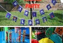 Jet's party