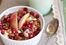 Oatmeal Recipes / All kinds of oatmeal recipes