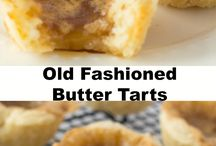 old butter tarts