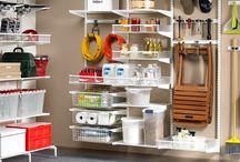 Stauraum im Keller / Tipps und Tricks plus Produkte rund für das Schaffen von mehr Stauraum im Keller.