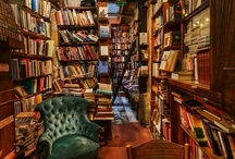 Biblioteki / miejsca i nastroje