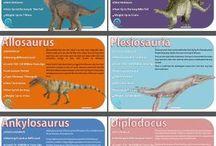динозавры все о них
