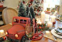 Noël rustique