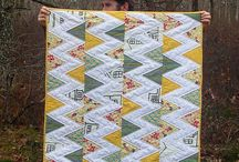 Quilting / by Karley