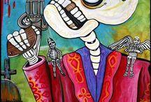 Art | Folk Art / Folk art by Imagekind artists.