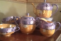 Antique Tea Sets / by Yehudit Steinberg M.Ed.