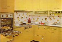 A little Retro flare. / by Design-Craft Cabinets
