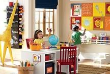Kids room decor / by Ivona Sugarsticks Parties