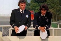 Best paramedics in the field John Gage and Roy DeSoto Squad 51