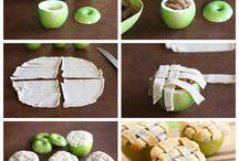 sweets/desserts
