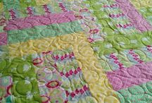 Free Motion Quilting All Over Designs