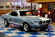 Vintage cool cars