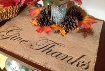 Thanksgiving  / general ideas for Thanksgiving