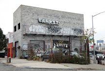 Banksy a jeho graffity