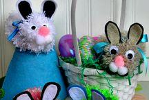 Pom Pom Bunnys