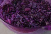 Langan värjäys - Yarn dyeing