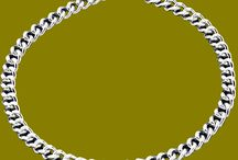 Hundhalsband av metall / Hundhalsband av metall
