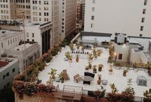 Rooftop Ceremony Locations- DTLA & Inspo