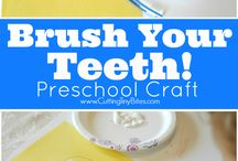 Preschool teeth
