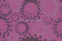 Papel Pintado Flores Grandes / Una delicada selección de papeles para decorar paredes con grandes flores. De toda clase de flores y con un refinamiento exquisito. Papeles pintados ideales para decorar las paredes de un gran salón-comedor, habitaciones o espacios abiertos con mucha luz.