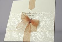 Invitaciones de bodas / Las más hermosas invitaciones para tu boda, siempre habrá un motivo para estar con tus seres queridos