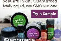 Natural Skin Care / Skin care and make-up that is healthy for your body.