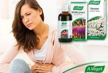A.Vogel Boldocynara® & A.Vogel Yarrow® / Tο βάμμα A.Vogel Boldocynara συνδυάζει εκχυλίσματα βοτάνων, βιολογικής καλλιέργειας, φρέσκιας συγκομιδής, όπως η μέντα, για να παρέχει τις κατάλληλες ιδιότητες για την αντιμετώπιση πεπτικών διαταραχών. Το A.Vogel Yarrow, είναι τονωτικό, χωνευτικό, φυτικής προέλευσης με βάση την αχιλλέα και περιέχει συνδυασμό πικρών και αρωματικών βοτάνων βιολογικής καλλιέργειας με ευρύ φάσμα δράσης, καθώς μπορεί να χρησιμοποιηθεί σε πολλά από τα κοινά γαστρεντερικά συμπτώματα και για την τόνωση της πέψης.