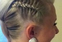 Hair styles / Creative hair styles for all occasions