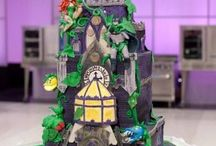 "Food Network's ""Cake Wars"" Winners!! / These are the cakes we created that won on The Food Network's Cake Wars competitions"