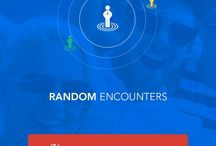 Random Encounters - Mobile Application
