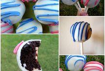 sweet treats / by Rachel Janssen