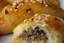 Middle Eastern food
