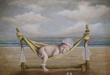 Hermanus (www.schilderhermanus.nl) / schilder Hermanus is Poëtisch Realist